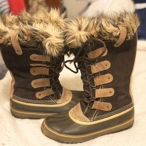 Sorry Joan of Arctic Winter Boots
